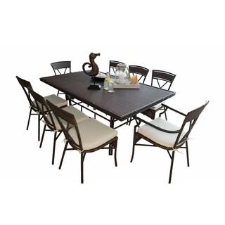 Panama Jack Rum Cay 9-piece Dining Set