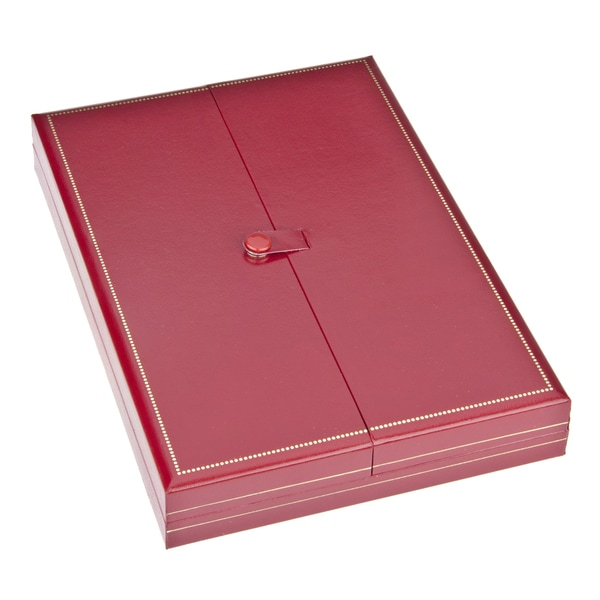 Shop Fancy Necklace Jewelry Gift Box Free Shipping On