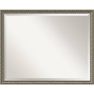 Link to Wall Mirror Large, Parisian Silver 31 x 25-inch - large - 31 x 25-inch Similar Items in Mirrors
