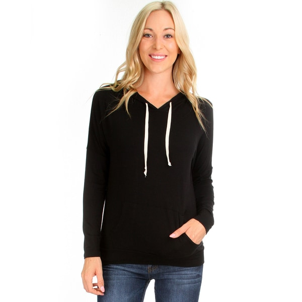 Made My Day Women's Drawstring Hoodie Sweatshirt