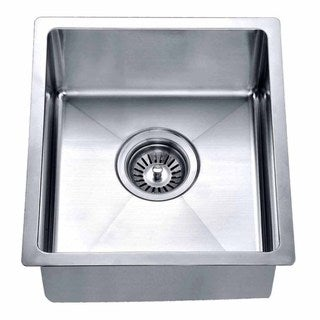 Dawn Undermount Single Bowl Bar Sink