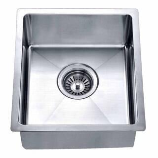 Dawn Undermount Single Bowl Bar Sink