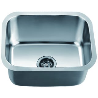 Dawn Stainless Steel Undermount Single Bowl Sink