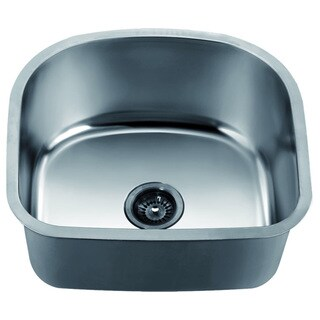 Dawn Undermount Cresent Single Bowl Sink