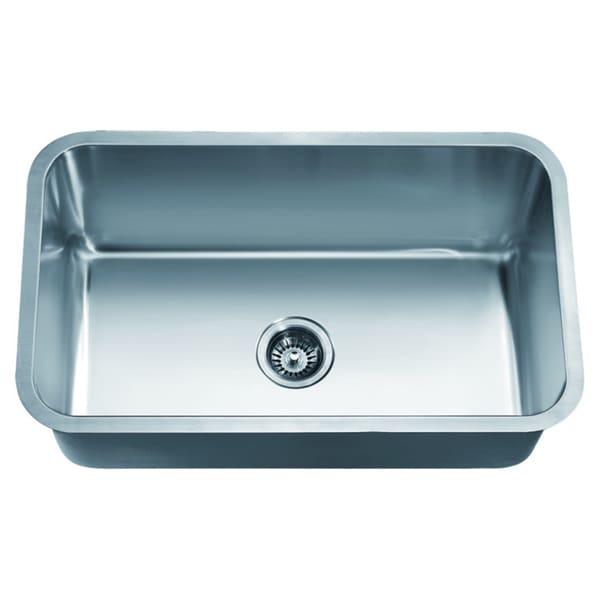 Dawn Single Bowl Undermount Sink