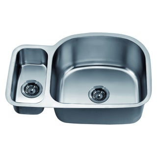 Dawn Undermount Double Bowl Sink(Small Bowl On Left)