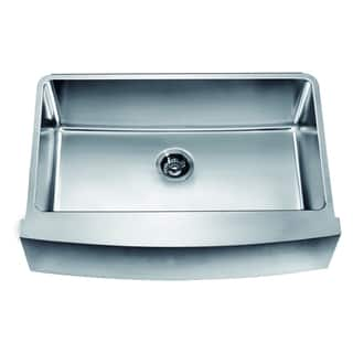 Dawn Undermount Single Bowl with Curved Apron Front Sink|https://ak1.ostkcdn.com/images/products/10704615/P17764657.jpg?impolicy=medium