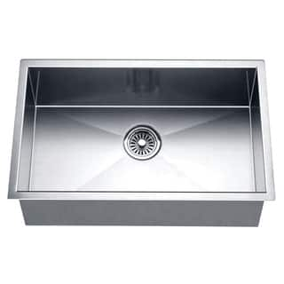 Dawn Undermount Square Single Bowl Sink|https://ak1.ostkcdn.com/images/products/10704625/P17764697.jpg?impolicy=medium