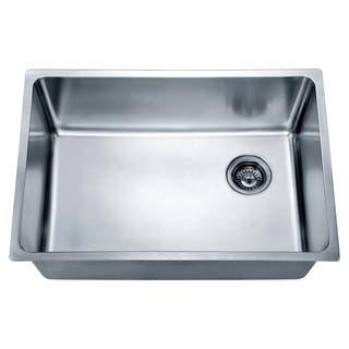 Dawn Undermount Single Bowl Sink with Rear Corner Drain|https://ak1.ostkcdn.com/images/products/10704636/P17764707.jpg?impolicy=medium