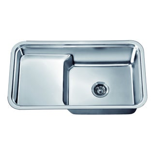 Dawn Undermount Single Bowl with Stepped Basin (4-inch Basin)