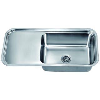 Ceramic, Undermount Kitchen Sinks For Less | Overstock.com