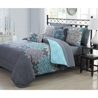 Avondale Manor Amber 9-piece Quilt Set