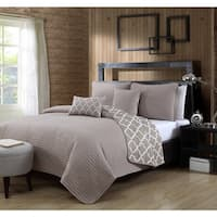 Clay Alder Home Denver 5-piece Quilt Set
