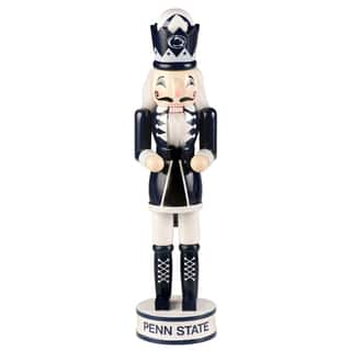 Forever Collectibles Penn State Nittany Lions 14-inch Collectible Nutcracker|https://ak1.ostkcdn.com/images/products/10704866/P17764913.jpg?impolicy=medium