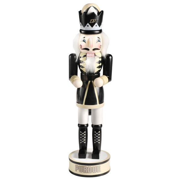 Forever Collectibles Purdue Boilermakers 14-inch Collectible Nutcracker