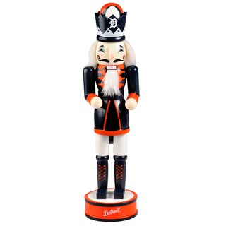 Forever Collectibles Detroit Tigers 14-inch Collectible Nutcracker