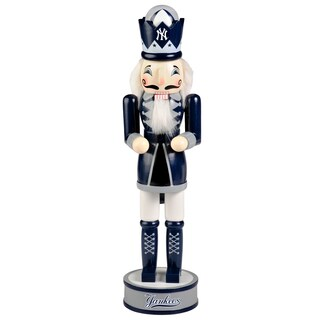 Forever Collectibles New York Yankees 14-inch Collectible Nutcracker