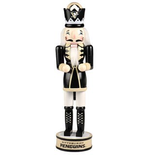 Forever Collectibles NHL Pittsburgh Penguins 14-inch Collectible Nutcracker|https://ak1.ostkcdn.com/images/products/10704900/P17764945.jpg?impolicy=medium