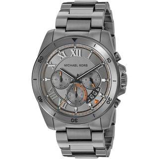 Michael Kors Men's MK8465 'Brecken' Chronograph Stainless Steel Watch