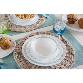 Corelle Livingware Country Cottage 12-piece Set
