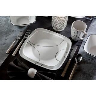 Corelle Square 16-piece Dining Set
