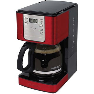 Mr. Coffee Advanced Brew 12-cup Programmable Coffee Maker