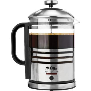 Mr. Coffee Electric French Press