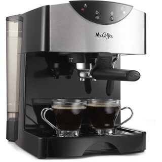 Mr. Coffee ECMP50 Pump Espresso Maker