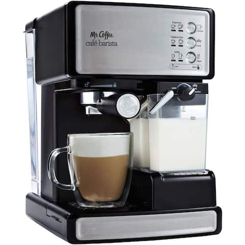 Mr. Coffee Cafe Barista Premium Espresso Machine
