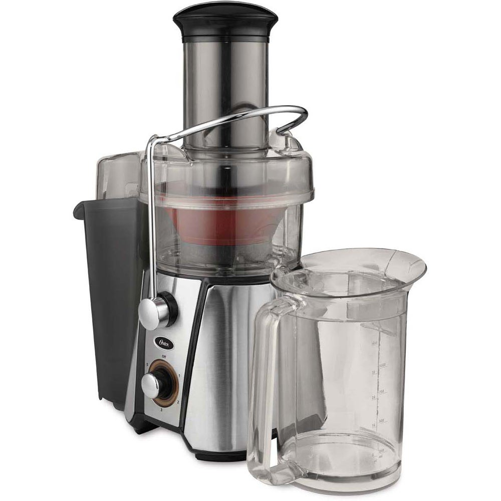 Oster JusSimple 5-speed 1000-watt Easy Juice Extractor, S...