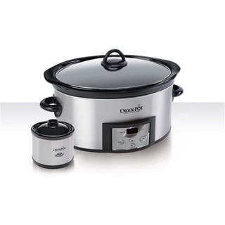 Crock-Pot 6-quart Countdown Slow Cooker with Dipper|https://ak1.ostkcdn.com/images/products/10705230/P17765179.jpg?impolicy=medium