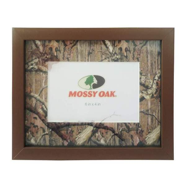 Shop Mossy Oak Obsession Picture Frame Free Shipping On