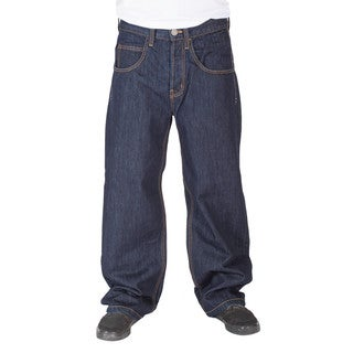 JNCO Men's Rinse Wash Smoke Stacks