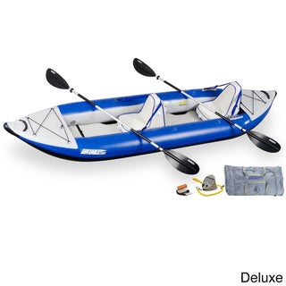 Sea Eagle Explorer Inflatable Kayak 380XK (2 options available)