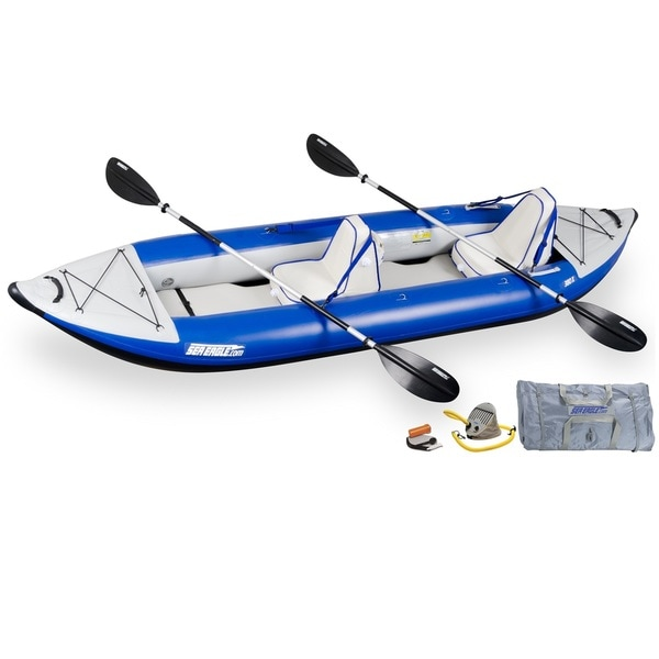 Sea Eagle Explorer Inflatable Kayak 380XK