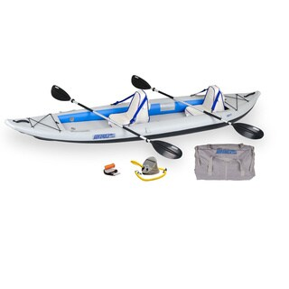 Sea Eagle FastTrack 385FTK Inflatable Kayak