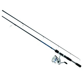 Daiwa D-Shock 2-Piece Spinning Combo (2 options available)