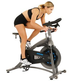 ASUNA 5100 Magnetic Belt Drive Commercial Indoor Cycling bike - Silver|https://ak1.ostkcdn.com/images/products/10706329/P17766047.jpg?impolicy=medium