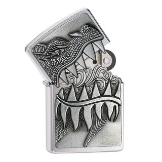 Zippo Classic Flaming Dragon Lighter
