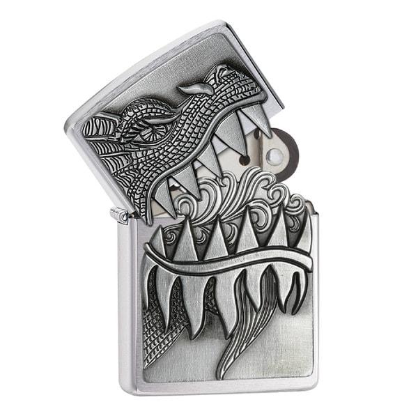 Zippo Classic Flaming Dragon Lighter