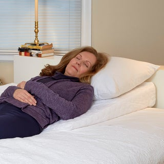 Quilted Acid Reflux Pillow Wedge