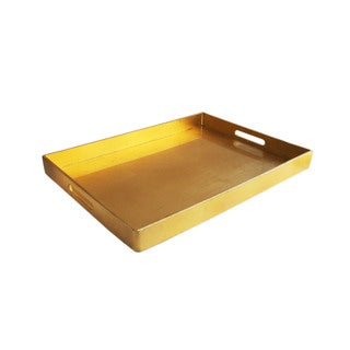 Jay Metallic Accent Tray