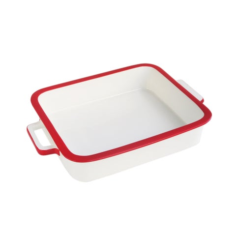 American Atelier Chelsea Rectangle Ceramic Baking Dish