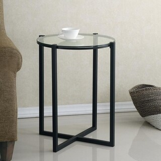 Lens Accent Table