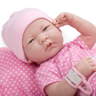 Real Newborn Baby Girl