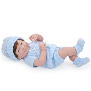 Cuddly Realistic Newborn Boy Doll