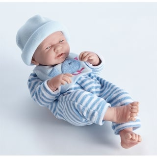 Little Birdie Newborn Boy Doll