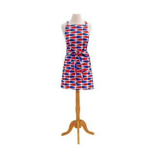 Tear Drop Hamptons Kitchen Apron