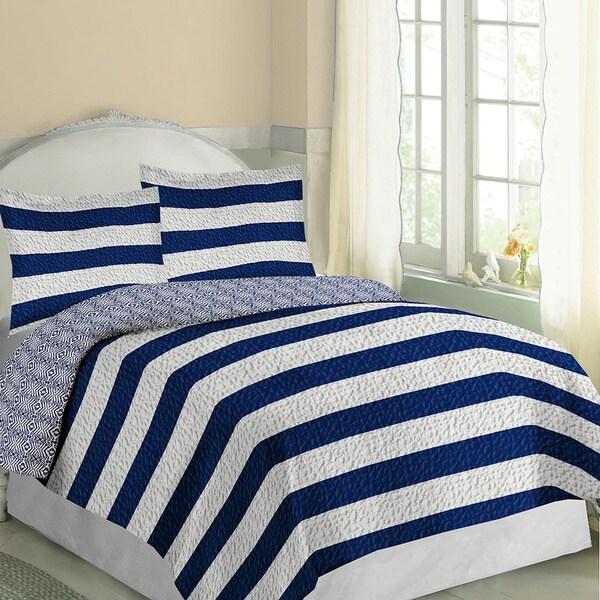 St. Tropez 3-piece Quilt Set