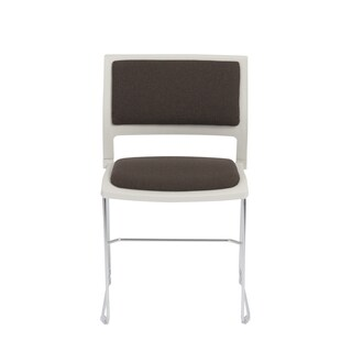 Raylan Charcoal/ Tan Dining Chairs (Set of 4)